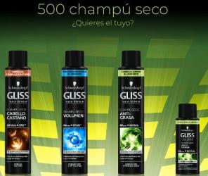 Catálogo para comprar gliss champu seco – Los 20 mejores