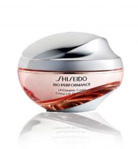 Listado de shiseido crema solar facial para comprar