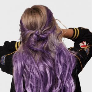 La mejor recopilación de tinte morado pelo para comprar Online