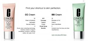 Ya puedes comprar online los (bb cream & cc cream) – Los favoritos