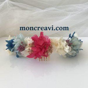 Listado de flores para el pelo comunion para comprar – Los Treinta más vendidos