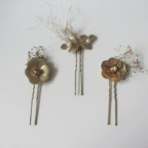 horquillas flores disponibles para comprar online – Favoritos por los clientes