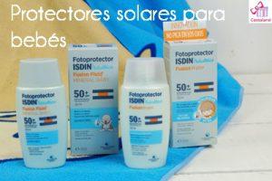 Reviews de crema solar para bebes para comprar por Internet