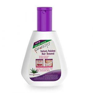 Listado de crema depilatoria mas efectiva para comprar