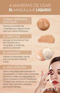 Recopilación de maquillaje facial líquido brillante para comprar – Los Treinta favoritos