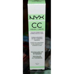 Lista de cc cream de nyx para comprar online – Los preferidos por los clientes