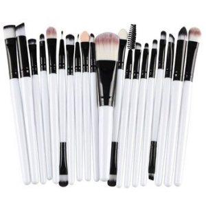 Catálogo para comprar on-line Brochas maquillaje sombra ojos mujeres – Los 30 más vendidos