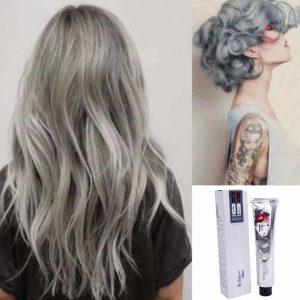 La mejor selección de color plata pelo para comprar on-line – Los mejores