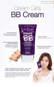 Selección de bb cream girl para comprar On-line