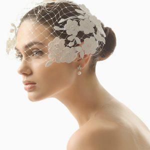 La mejor lista de adornos de pelo para novias para comprar On-line