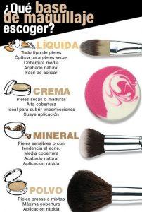 Base maquillaje en polvo crema disponibles para comprar online