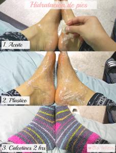 pies muy secos que puedes comprar On-line