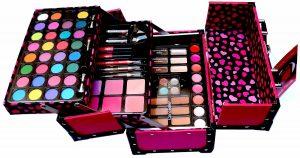 Ya puedes comprar en Internet los cajas de maquillaje profesional