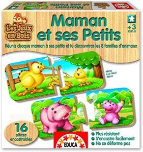 Catálogo para comprar Online petits et mamans puzzle