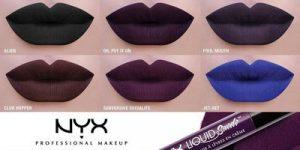 Selección de Pintalabios NYX Professional LIQUID SUEDE para comprar Online – Los preferidos