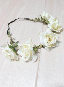 cinta de flores para el pelo disponibles para comprar online