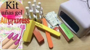 La mejor lista de kit uñas gel para comprar
