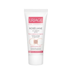 Lista de uriage cc cream roseliane para comprar On-line – Los favoritos
