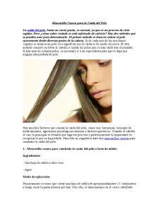 Listado de mascarillas para caida del cabello para comprar por Internet – Favoritos por los clientes