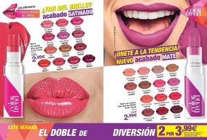 La mejor recopilación de Pintalabios «Blush manteca vitamina Avon para comprar on-line