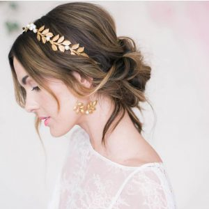 El mejor listado de recogidos con diademas de flores para comprar on-line – Los preferidos por los clientes