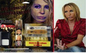 Ya puedes comprar On-line los kit de maquillaje para disfraces