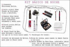 un kit basico de maquillaje que puedes comprar Online – El TOP 30