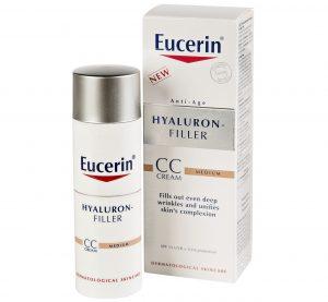 eucerin hyaluron filler cc cream disponibles para comprar online
