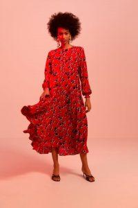 Lista de vestido estampado flores zara para comprar online – El TOP Treinta