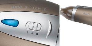 Opiniones de secadores de pelo aeg para comprar en Internet