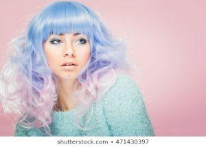 pelo azul pastel que puedes comprar Online – El TOP 20