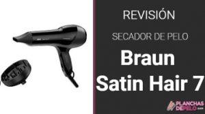 Opiniones y reviews de secadores de pelo braun para comprar Online