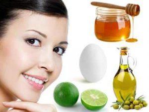 Catálogo para comprar mascarillas para el cabello con huevo y miel
