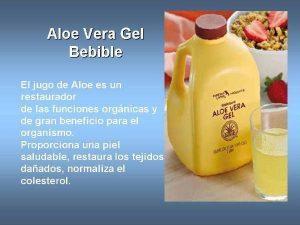 Reviews de propiedades del aloe vera gel para comprar Online