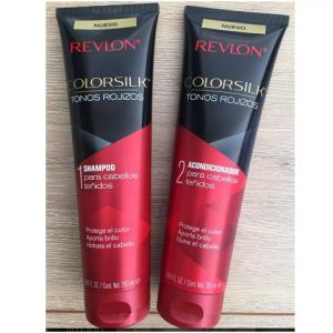 Opiniones de shampoo y acondicionador para cabello rojo para comprar