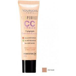 Catálogo de cc cream bourjois para comprar online – Los favoritos