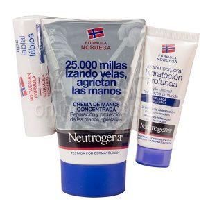 Recopilación de neutrogena crema corporal piel seca para comprar en Internet