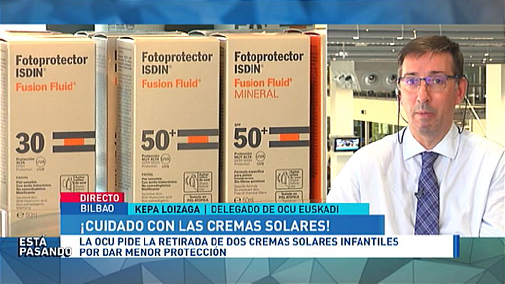 Catálogo para comprar on-line ocu mejor crema solar - Los..