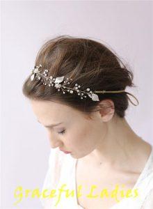 Selección de adornos pelo novia para comprar On-line