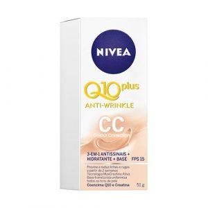 Lista de comprar nivea q10 cc cream para comprar Online