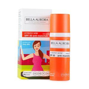 Catálogo para comprar online crema solar facial no grasa