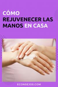 Catálogo de cuidado de las manos caseros para comprar online