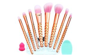 Opiniones y reviews de brochas maquillaje oro rosa para comprar online – El TOP Treinta