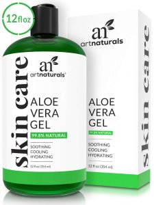 Lista de gel natural aloe vera para comprar On-line