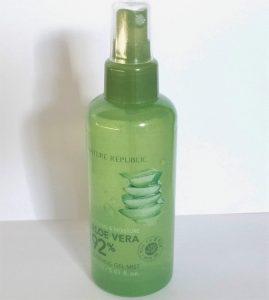 La mejor recopilación de nature republic soothing & moisture aloe vera 92% soothing gel mist para comprar on-line – Los mejores