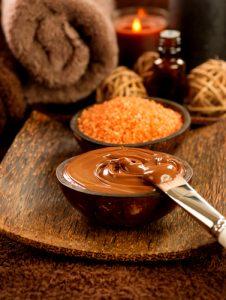 peeling corporal con chocolate disponibles para comprar online