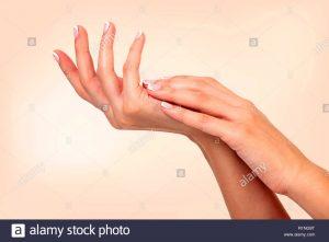 Lista de cuidado de los dedos delas manos para comprar en Internet