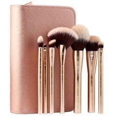 La mejor recopilación de brochas maquillaje Op h diseño unicornio para comprar
