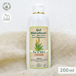 Catálogo para comprar por Internet gel hidratante aloe vera