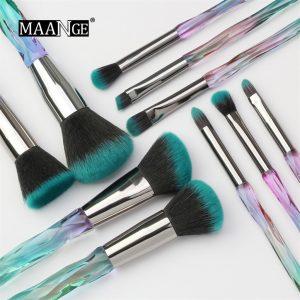 Ya puedes comprar On-line los brochas maquillaje cristal